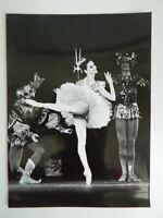 ballerine photo argentique Michel Lidvac BALLET c.1976