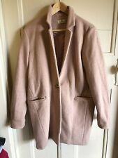 Pink Stussy Coat
