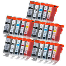 25 XL Ink Cartridges for Canon Pixma iP3600 iP4600 MP540 MP560 MP630 MP980 MX860