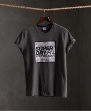 Superdry Mens Japan Tie Dye Block T-Shirt