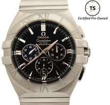 Omega Constellation Double Eagle Chronograph Co-Axial Automatic 1514.51.00 Watch