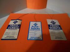 ARAL Frostschutzanhänger/Ölanhänger  3stk!!