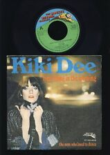 Kiki Dee-first thing in the morning-The man who loved to dance 7 inch VINILE