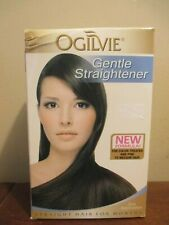 Ogilvie gentle Hair Straightener : For color treated and fine to medium hair