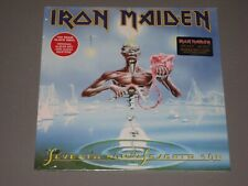 IRON MAIDEN Seventh Son of a Seventh Son 180g LP New Sealed Vinyl