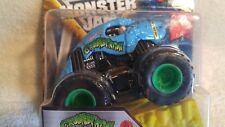 Hot Wheels 2016 Monster Jam 1:64 Crushstation in package