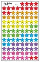 800 Star Smiles School Teacher Reward Stickers - Great For Reward Charts