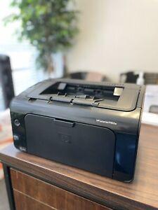 HP LaserJet Pro P1102W Laser Printer - Black