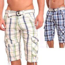 Karierte Hosengröße Herren-Shorts & -Bermudas in normaler Größe 50
