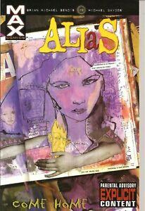 °JESSICA JONES: ALIAS TPB Vo 2°US Max Comics 2003 B.M.Bendis Sammelt Alias 11-15