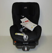 Britax Römer Autositz SafeFix plus, Gruppe 1 (9-18kg), Black