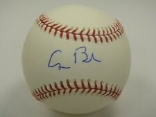 PRESIDENT GEORGE H. W. BUSH PSA/DNA GRADED 9 MINT SIGNED MLB BASEBALL AUTOGRAPH