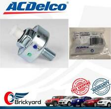 NEW ACDELCO GM ORIGINAL EQUIPMENT KNOCK SENSOR 213-3521 12589867