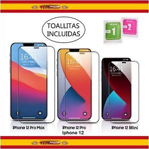 Protector De Pantalla Completo vidrio templado Para iPhone 12 12 Pro Mini Max