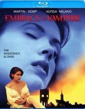 Embrace of The Vampire 0013132608303 With Alyssa MILANO Blu-ray Region a