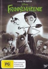 Frankenweenie  - DVD - NEW Region 4