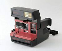 Polaroid Camera super color  FILM +READY TO SHOOT PACKAGE  COLORFUL FASCIA MINT.