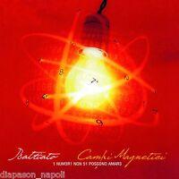 Franco Battiato: Magnetic Fields I Numbers Doesn'T Yes, an Artist LP Gatefold