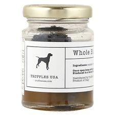 Whole Black Truffles 1.76oz (50g) Product of ITALY