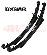 "ROCKCRAWLER REAR LEAF SPRINGS 2"" 60 SERIES LANDCRUISER"