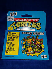 Tennage Mutant Ninja Turtles Boxed Set of 66 (Ireland) - Topps