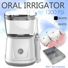 1200PSI 1L 1000ML Electric Oral Irrigator Dental Water Jet Flosser Teeth Cleaner