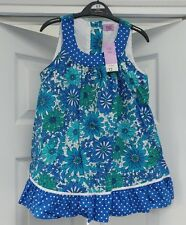 *NEW* BNWT Girls Pretty Tunic Top Age 5-6 Years