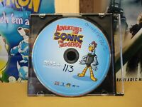 ADVENTURES OF SONIC THE HEDGEHOG (DVD, Released 1994) Disc 4 Only Refurbished