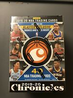 2019-20 Chronicles Basketball Blaster Box - Auto? Zion? RCs! - NEW + SEALED