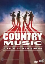 Country Music - a Film by Ken Burns DVD Like 8 Disc Set