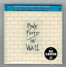 "PINK FLOYD ""THE WALL"" JAPAN Mini LP 2CD 2017 SICP-5412 *SEALED*"