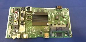 """MAIN BOARD MB FOR POLAROID P65UP2038A 65"""" TV 17MB130S 23483844 SCREEN:LC650EGY"""