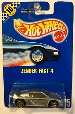 Hot Wheels #125 Zender Fact 4 guh Gold Ultra Hot wheels - RARE