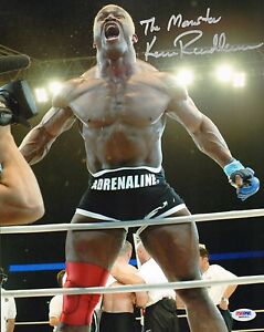 Kevin Randleman Signed UFC 11x14 Photo PSA/DNA COA Pride FC GP Picture Autograph