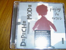 Depeche Mode - Playing The Angel ( SACD + DVD set) collectors cd 2 disc
