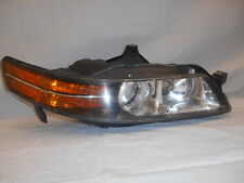 04 05 06 ACURA TL PASSENGER RIGHT XENON HEADLIGHT HEADLAMP HID COMPLETE OEM M120