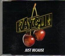 (CF600) Raygun, Just Because - 2009 DJ CD