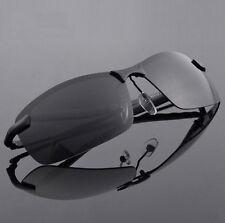 Mens Sunglasses HD Polarized Sports Fishing Eyewear Driving Sun Glasses UV400