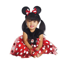 Red Minnie Mouse Disney Baby Infant Costume by Disguise 12-18 Months