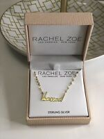 Rachel Zoe Sterling Silver Necklace