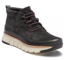 New in Box - $300 COLE HAAN ZeroGrand Rugged Magnet/Ivory Suede Chukka Size 10.5