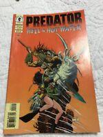 PREDATOR - HELL & HIGH WATER #2 of 3 1997 Dark Horse Comics Uncertified