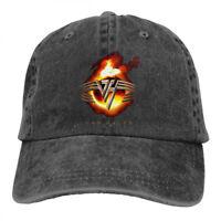 Van Halen cowboys Snapback Baseball Hat Adjustable Cap