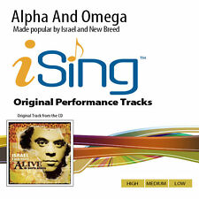 Israel Houghton - Alpha And Omega - Accompaniment Track