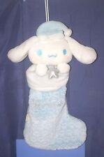"SANRIO Cinnamoroll White Puppy Dog Plush doll X'mas Sock 20"" SANRIO JAPAN 2005'"