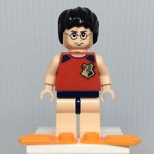 LEGO hp066 Harry Potter Goblet of Fire Minifigure w Swim Trunks Flippers fm 4762