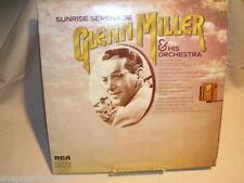 Glenn Miller & His Orchestra  Sunrise Serenade RCA CXS-9004(e)