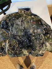 Sitka Gear Jacket Forest Color Size Small S