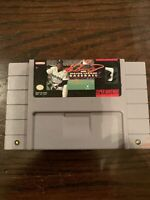 Ken Griffey Jr. Presents Major League Baseball Nintendo SNES - FREE SHIPPING