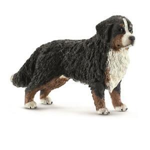 Hunde Figur Berner Sennenhündin | Schleich 16397 | Bauernhof Tierfigur ab 3 Jahr